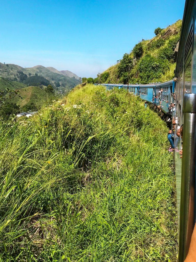 najpiękniejsza trasa kolejowa. Blue Train