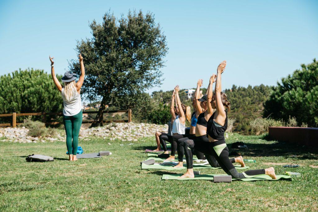 wpływ jogi na zdrowie